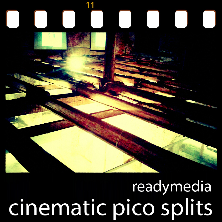 readymedia - cinematic_pico_splits - front cover