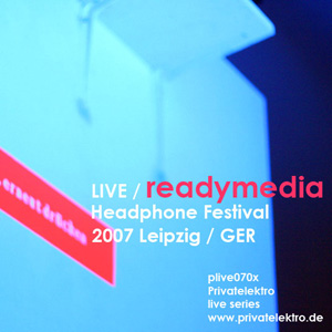 readymedia: headphone live